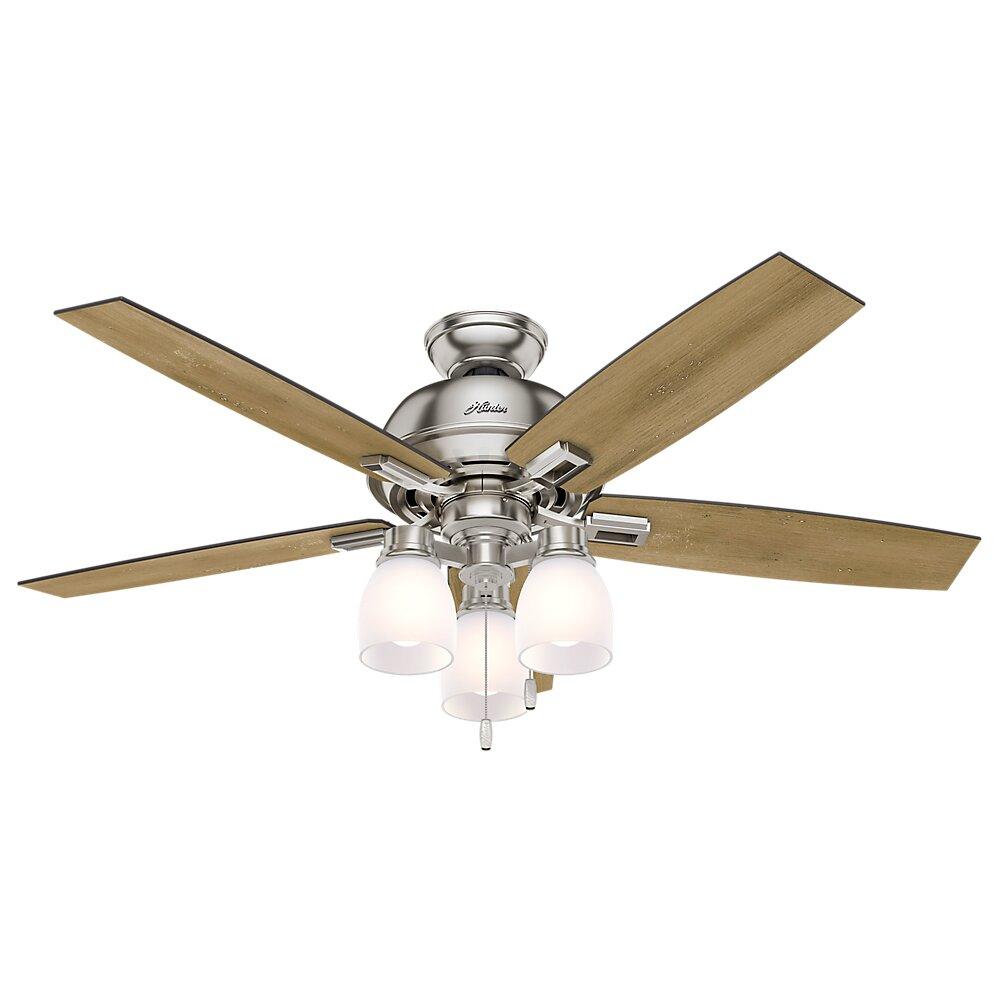 Ceiling Fan Blades : Hunter fan quot donegan blade ceiling reviews wayfair