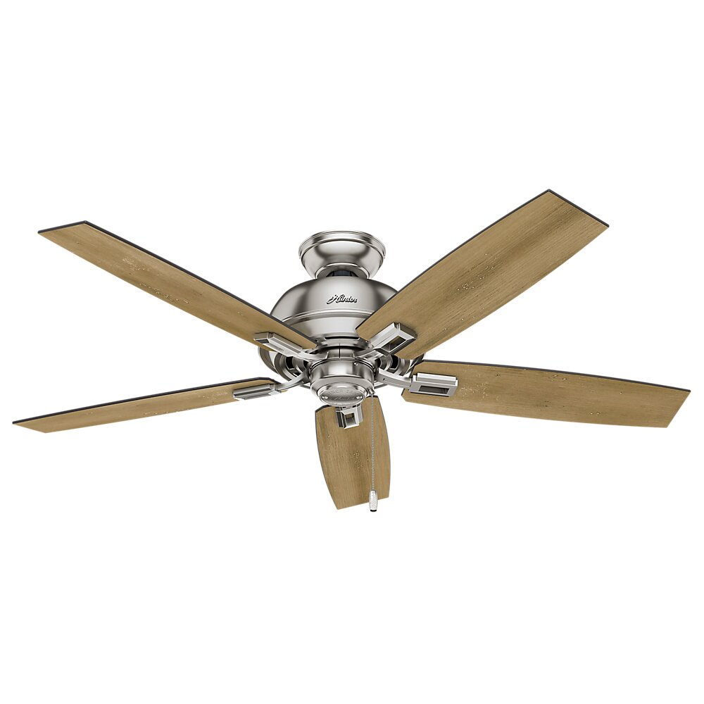 "Hunter Fan 52"" Donegan 5 Blade Ceiling Fan & Reviews"