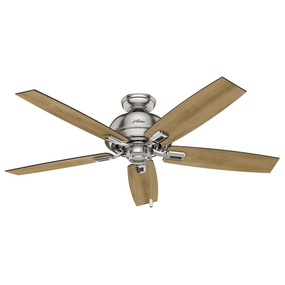 Hunter Fan 52 Donegan 5 Blade Ceiling Fan Amp Reviews