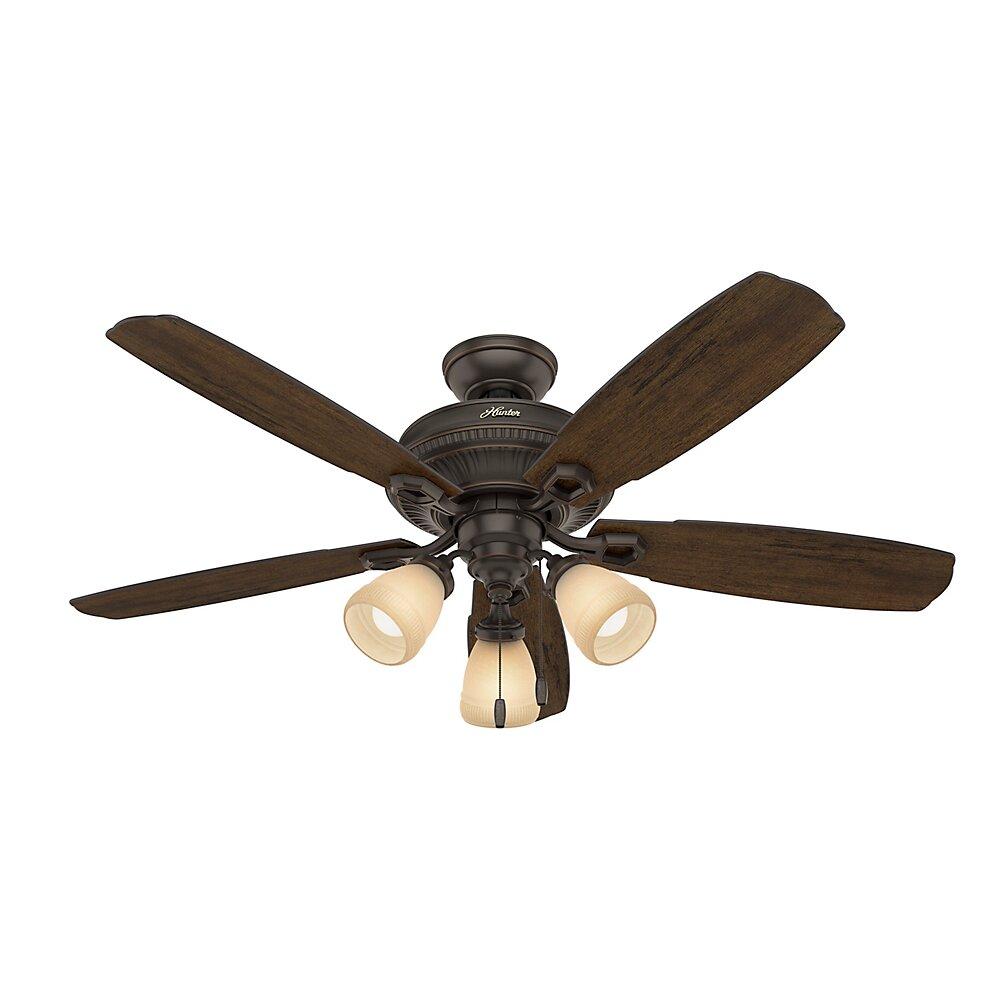 Hunter Fan 52 Ambrose 5 Blade Ceiling Fan