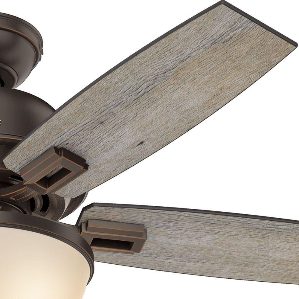 Hunter Fan 44 Donegan 5 Blade Ceiling Fan Amp Reviews