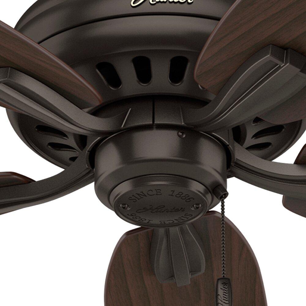 Hunter Fan 52 Newsome 5 Blade Ceiling Fan Amp Reviews
