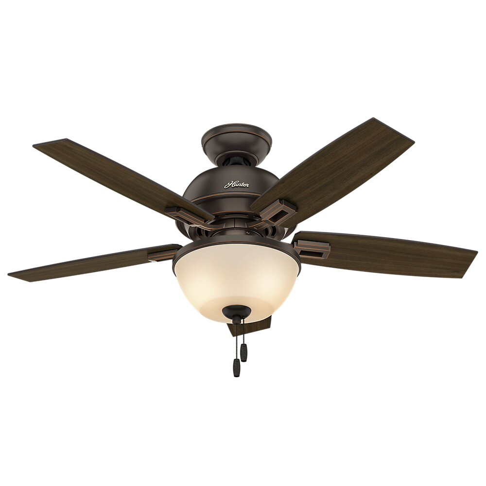 Hunter Fan 44 Donegan 5 Blade Ceiling Fan Amp Reviews