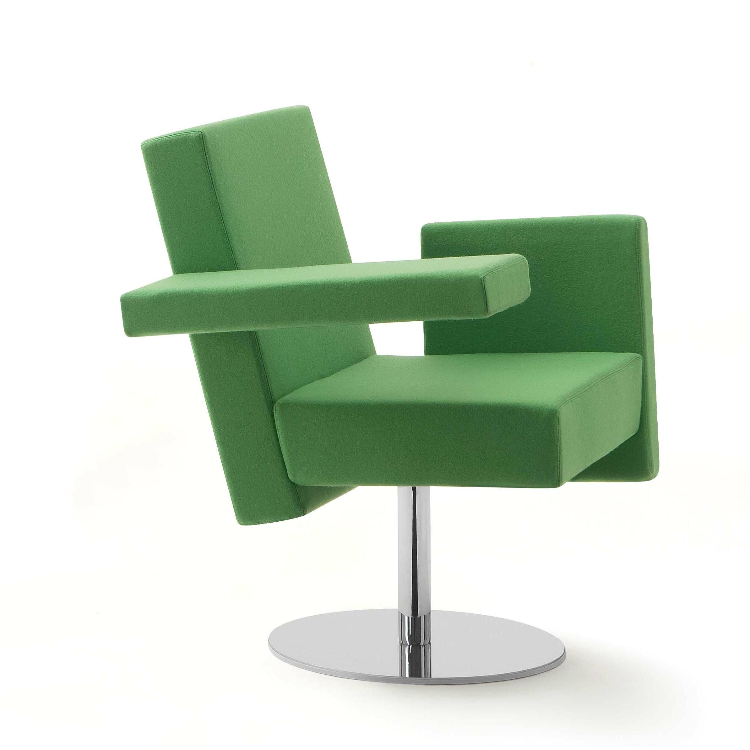 Segis U S Meet Me Swivel Arm Chair