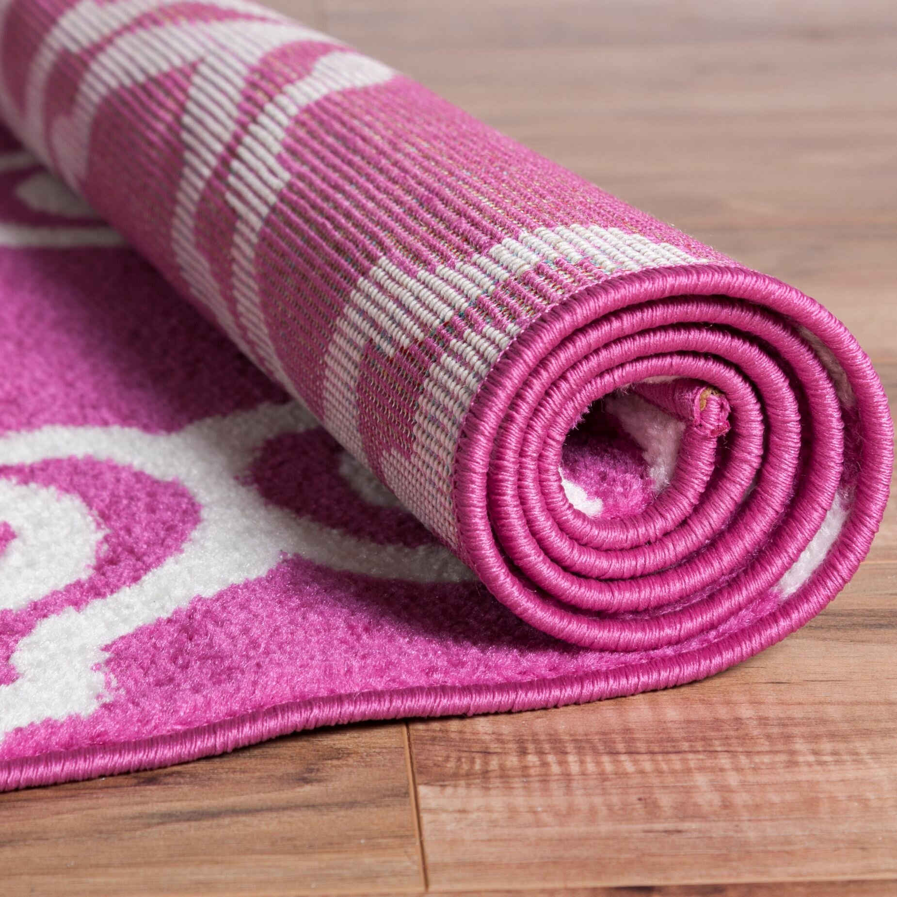 Well Woven Starbright Calipso Pink Area Rug & Reviews