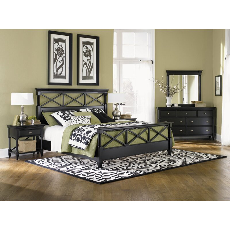 Magnussen Regan Slat Panel Customizable Bedroom Set Reviews Wayfair