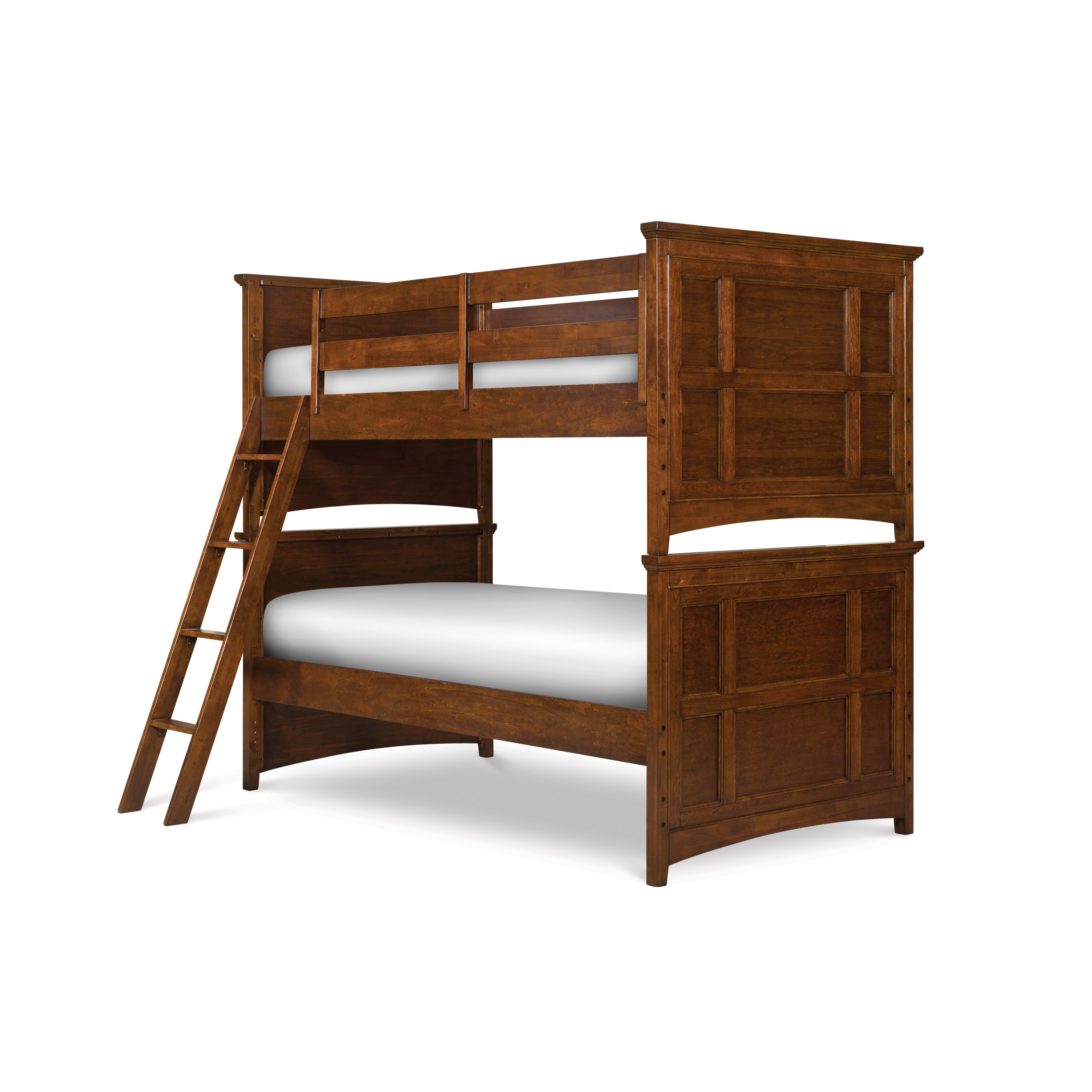 Magnussen Riley Twin Over Full Bunk Bed With Trundle