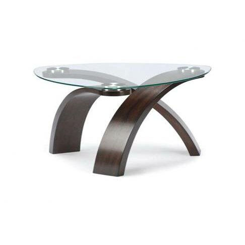 Magnussen allure coffee table reviews wayfair for Allure coffee table