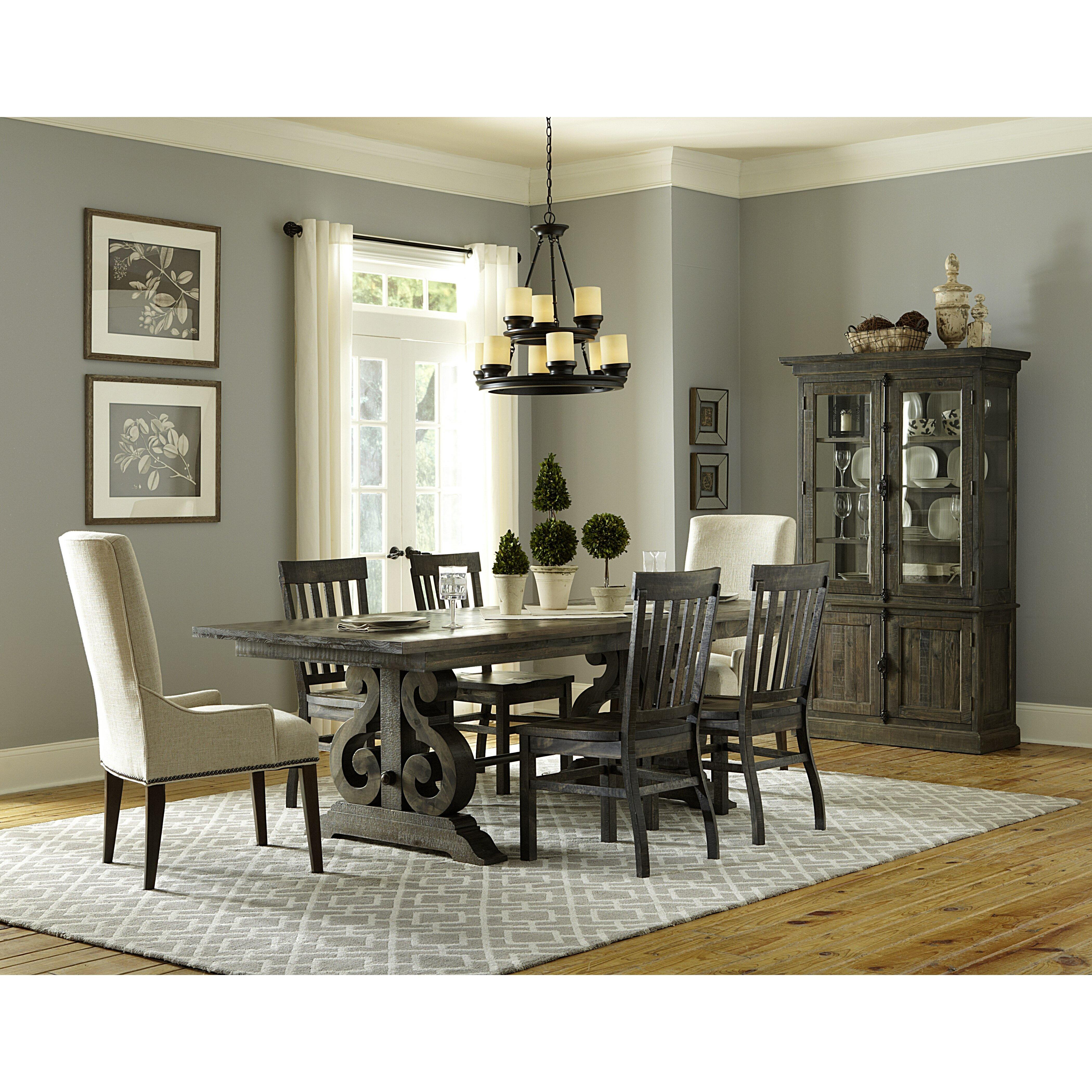 Magnussen bellamy china cabinet reviews wayfair - Magnussen dining room furniture ideas ...