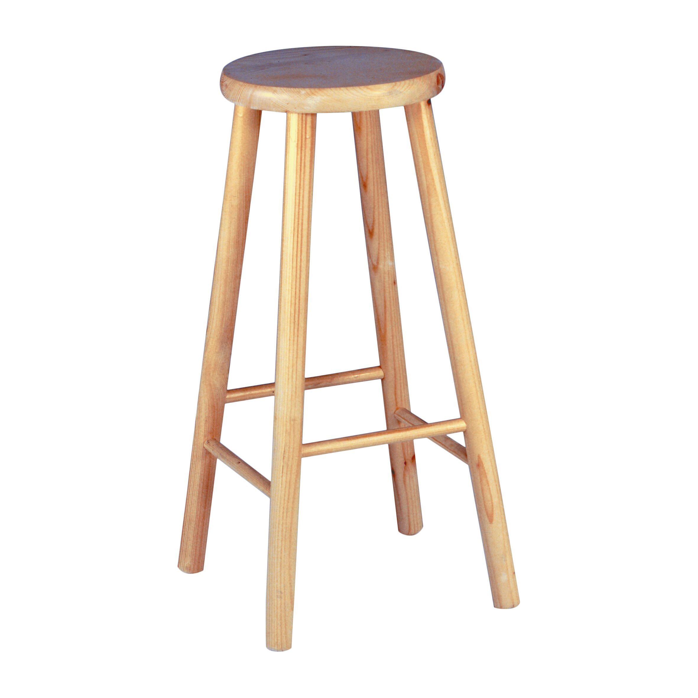 AlpenHome Laporte Bar Stool& Reviews Wayfair UK # Tabouret Bar Bois Brut