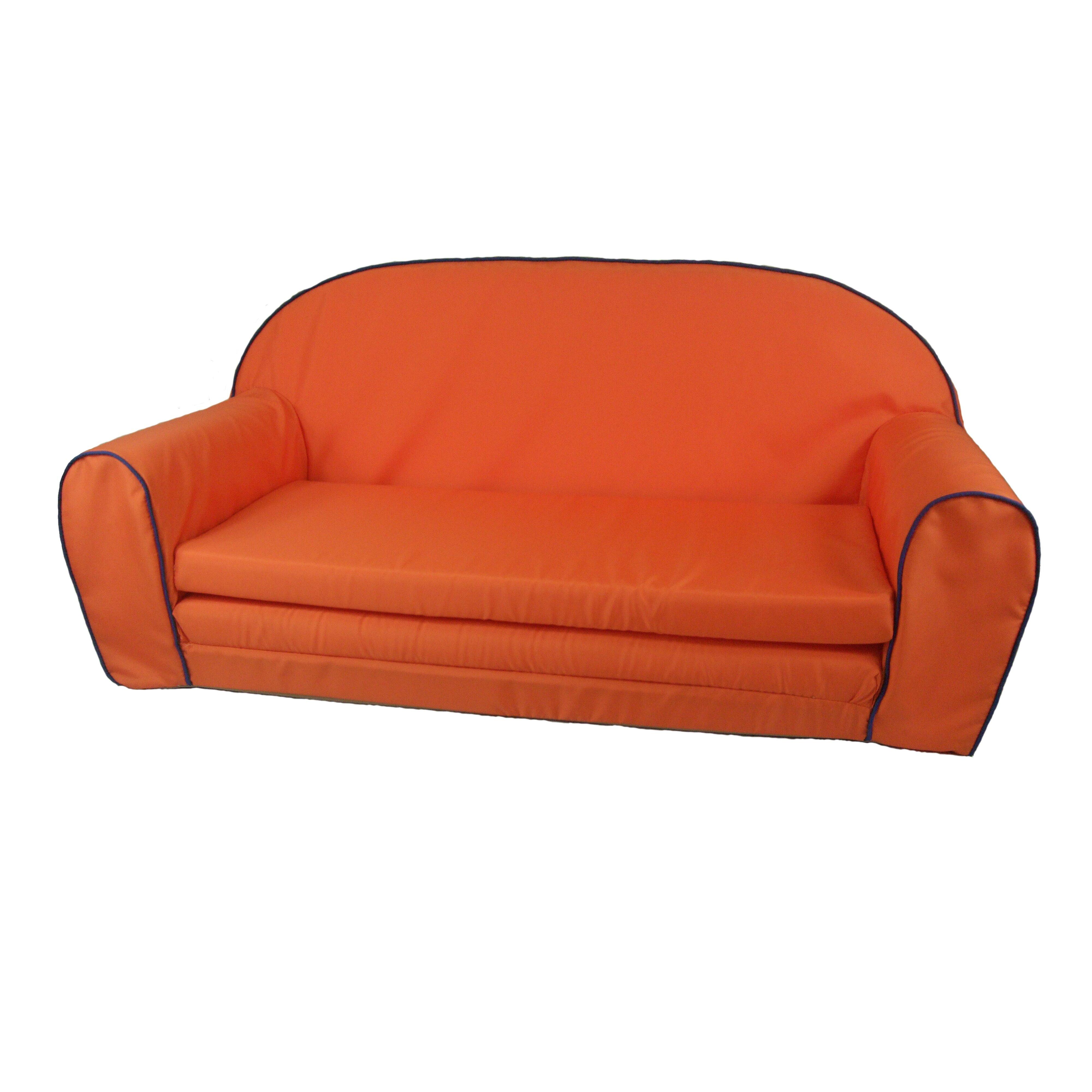 Wrigglebox playtime foam sofa bed reviews wayfair uk for Foam loveseat sofa bed