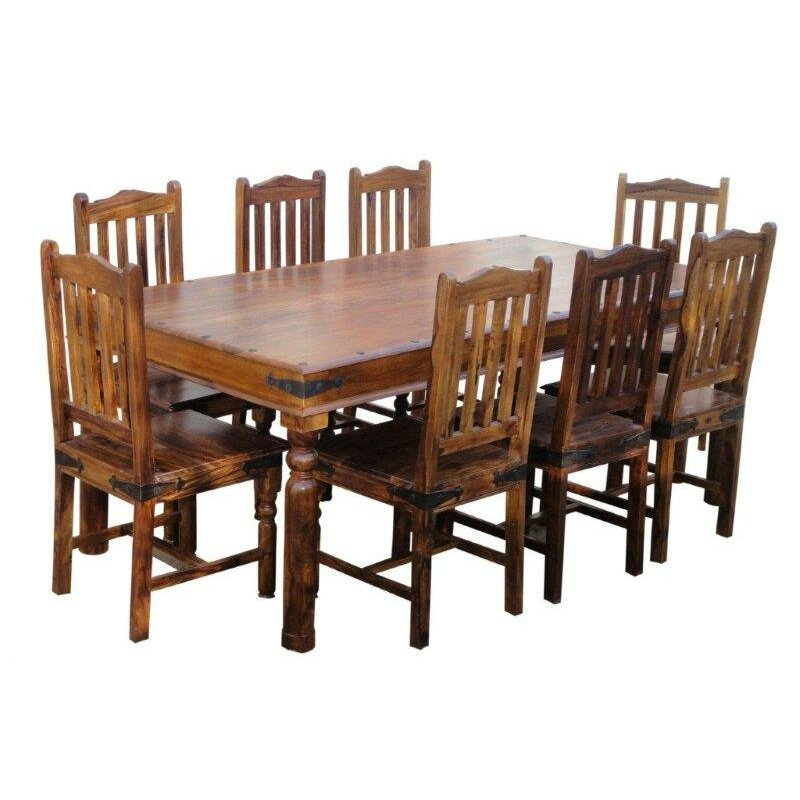 Ethnic Elements Kerala Dining Table Wayfair UK