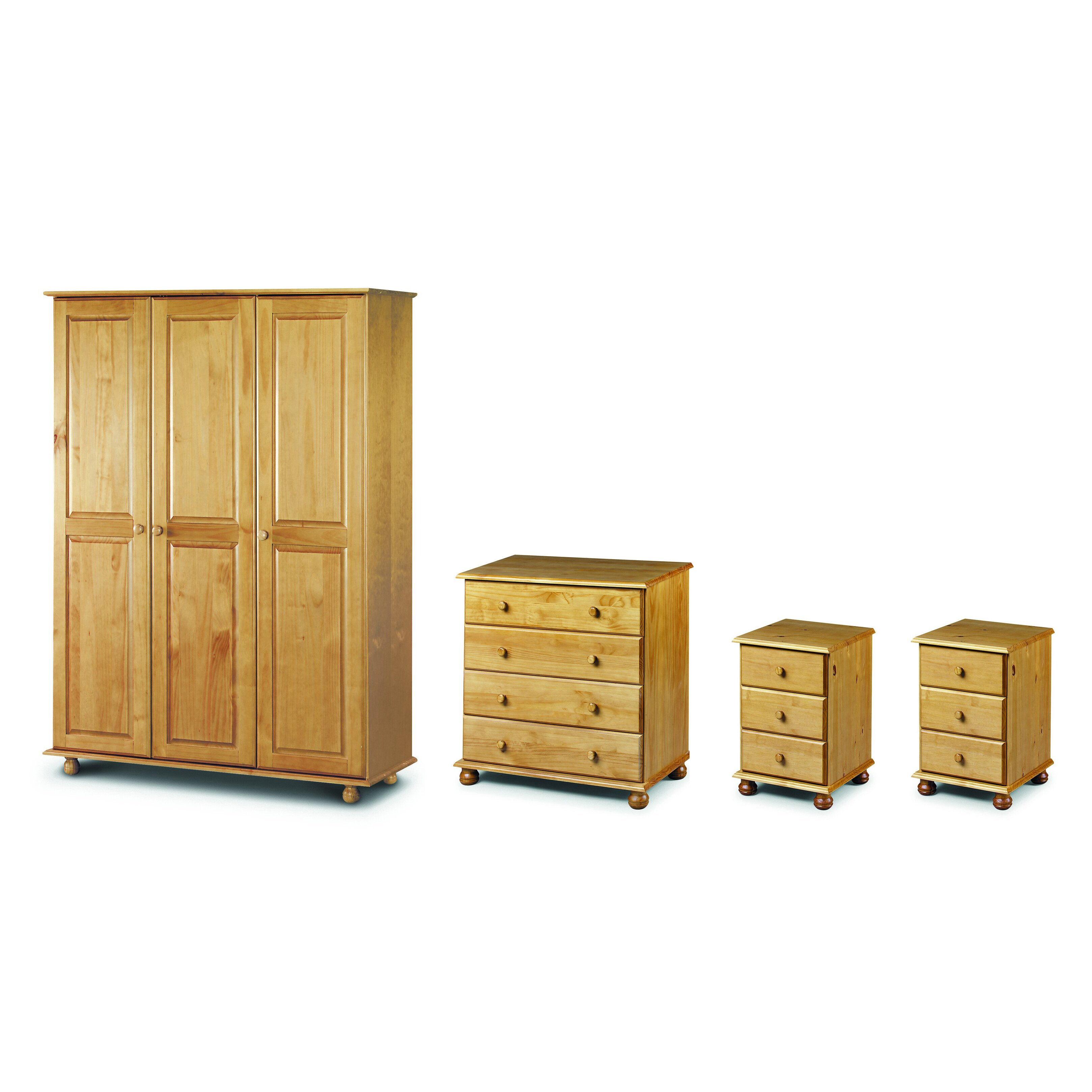 All Home Woodward Bedroom Set Wayfair UK