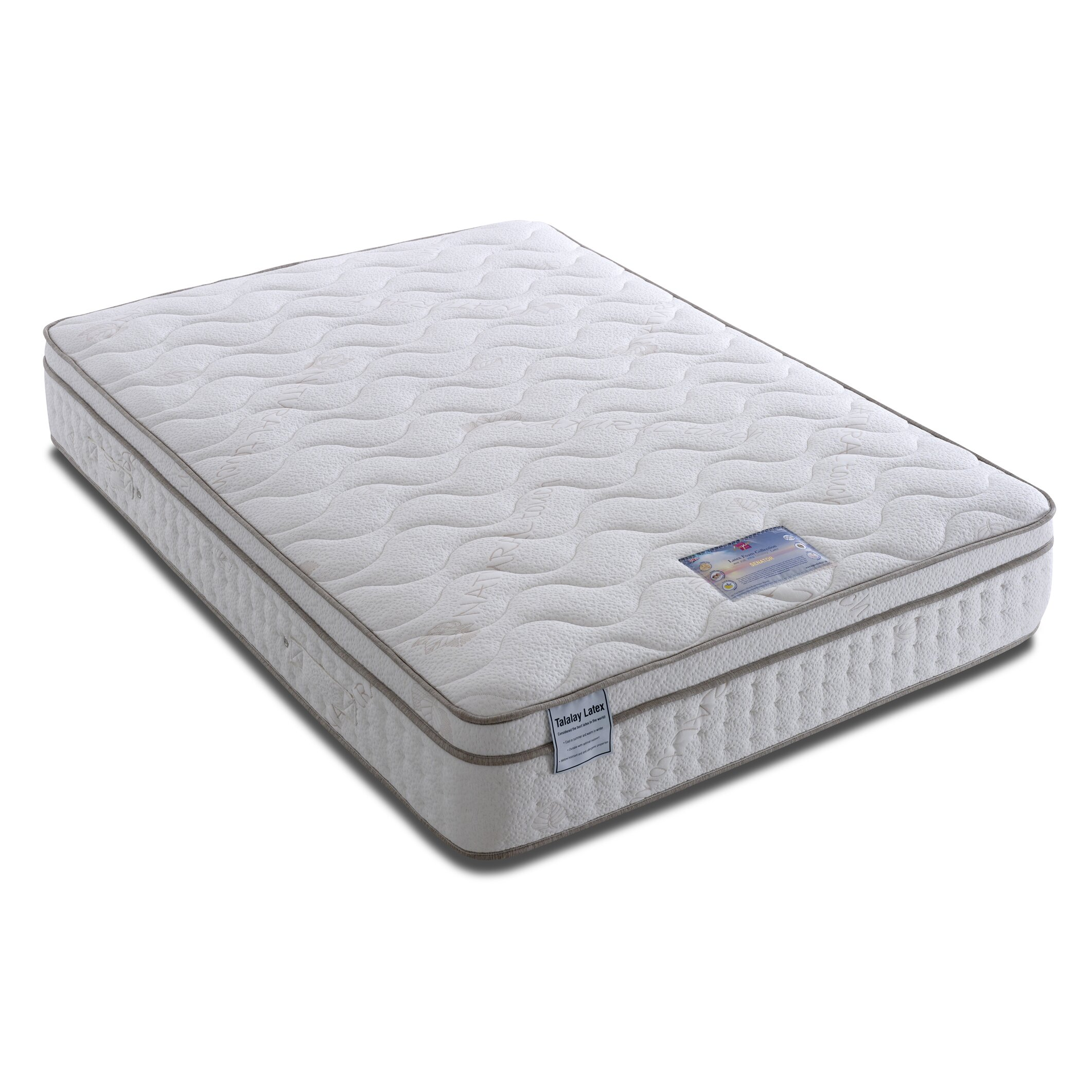 All home pocket sprung 2000 mattress reviews wayfair uk for Pocket sprung