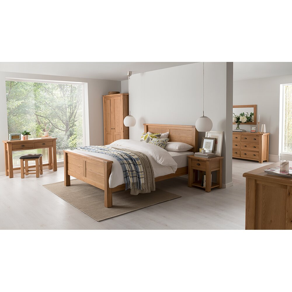 Homestead Living Brooklyn 6 Drawer Chest Of Drawers