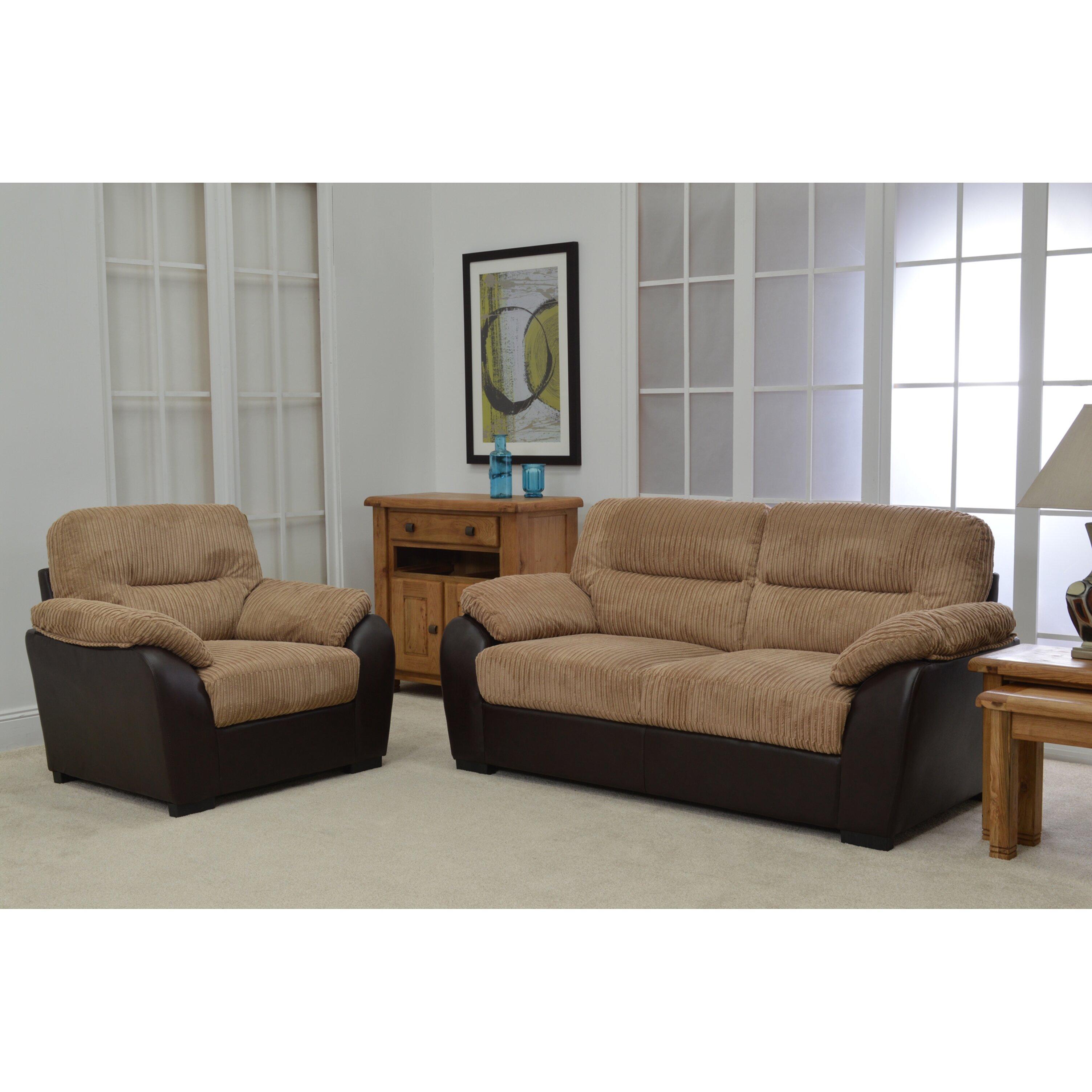 Homestead Living Hayes 3 Seater Sofa Reviews Wayfair Uk