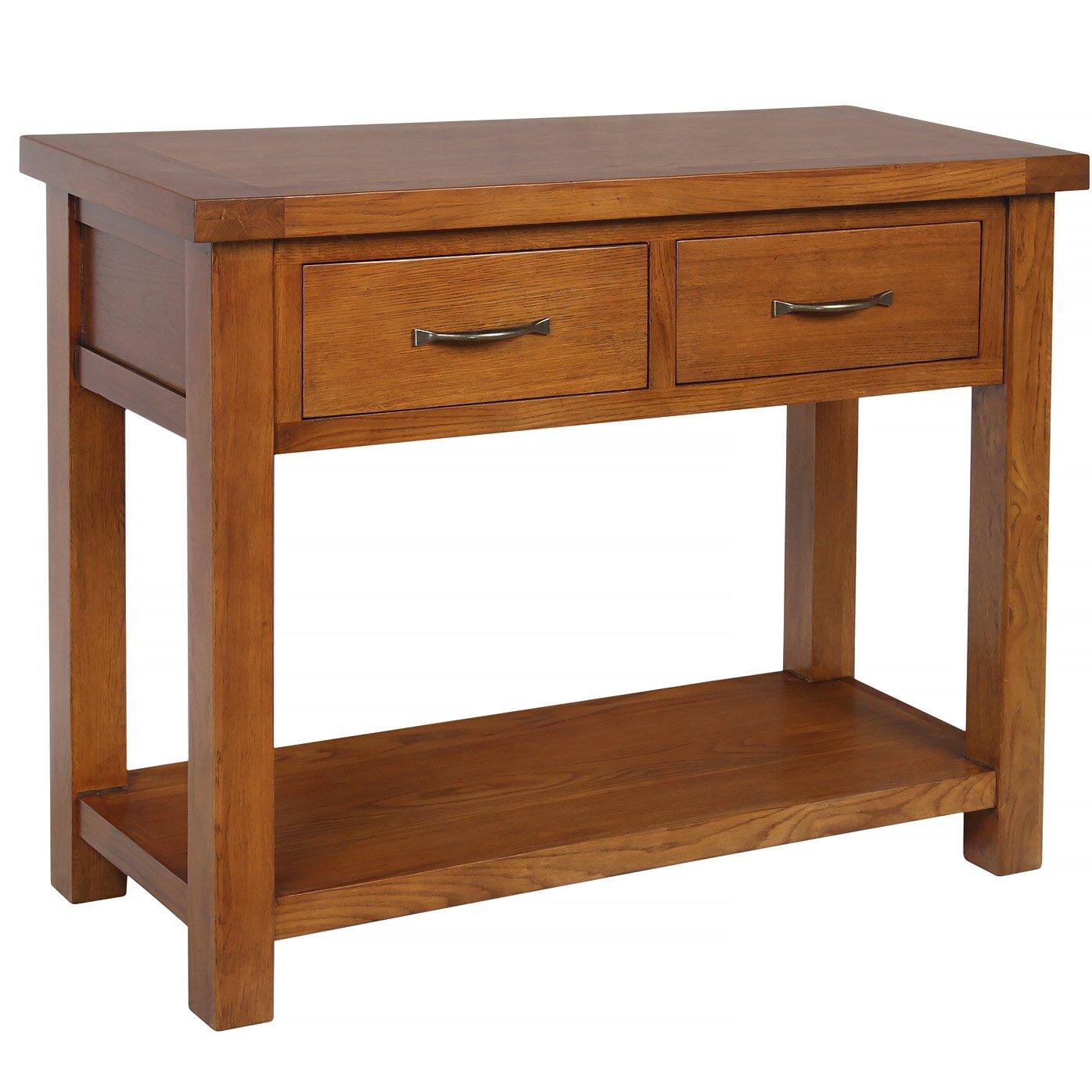 Homestead Living Inishturlin Console Table Wayfair Uk