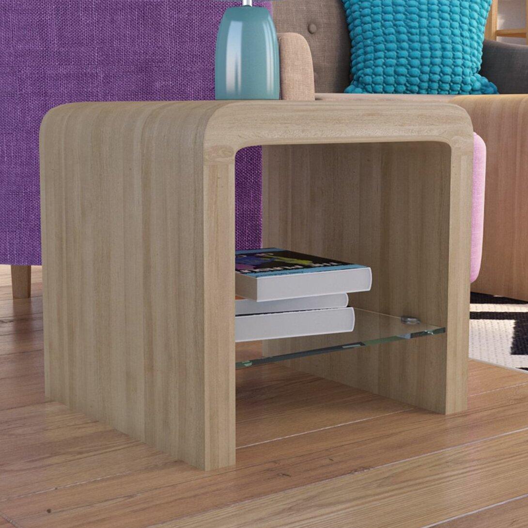 Homestead Living Fornilo Side Table Reviews Wayfair Uk