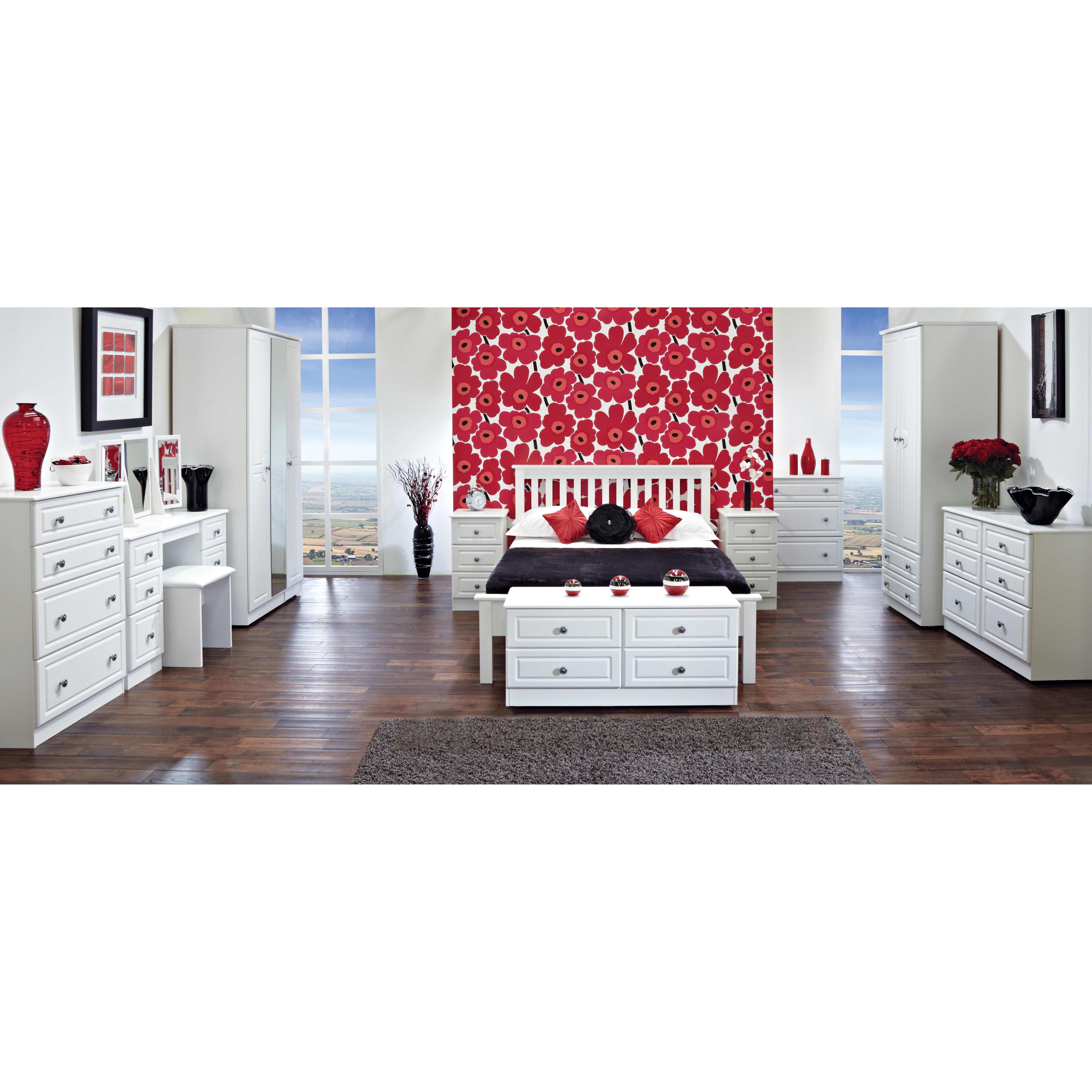 Homestead Living Twinridge Upholstered Dressing Table