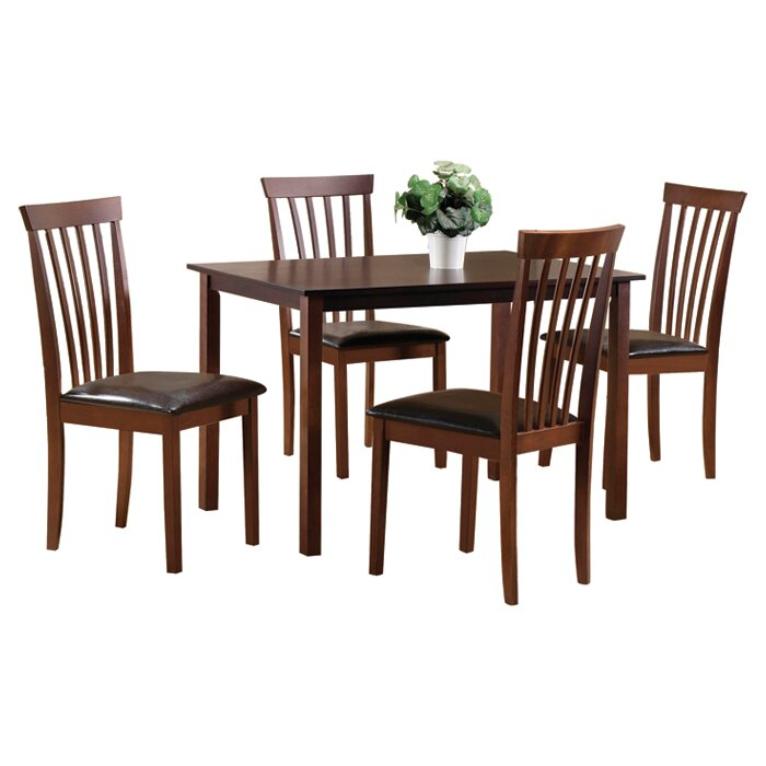 Home etc dining table and 4 chairs reviews wayfair uk for Furniture etc reviews