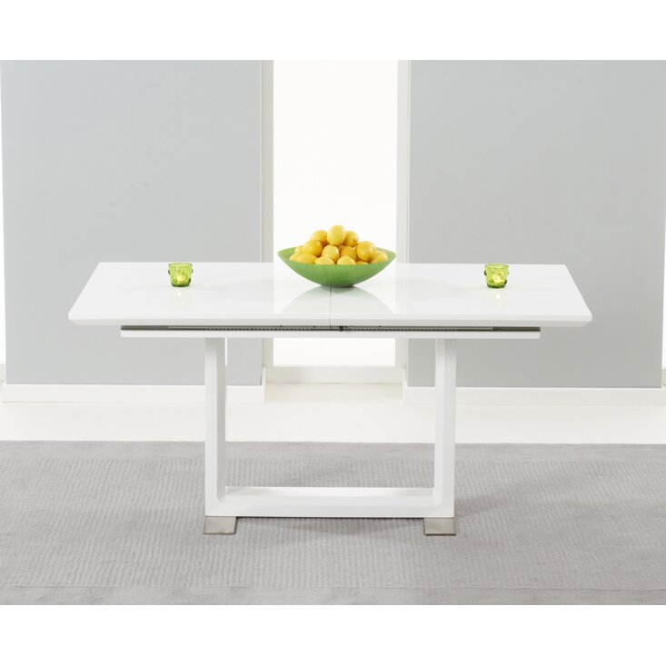 Home Etc Allie Extendable Dining Table And 4 Chairs Wayfair Uk