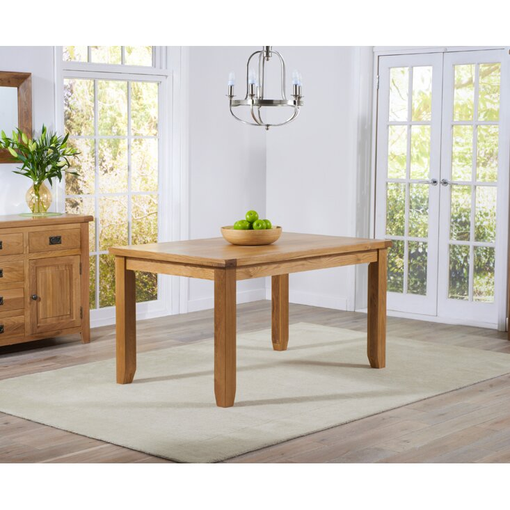 Home Etc Stoke Dining Table And 6 Chairs Wayfair Uk