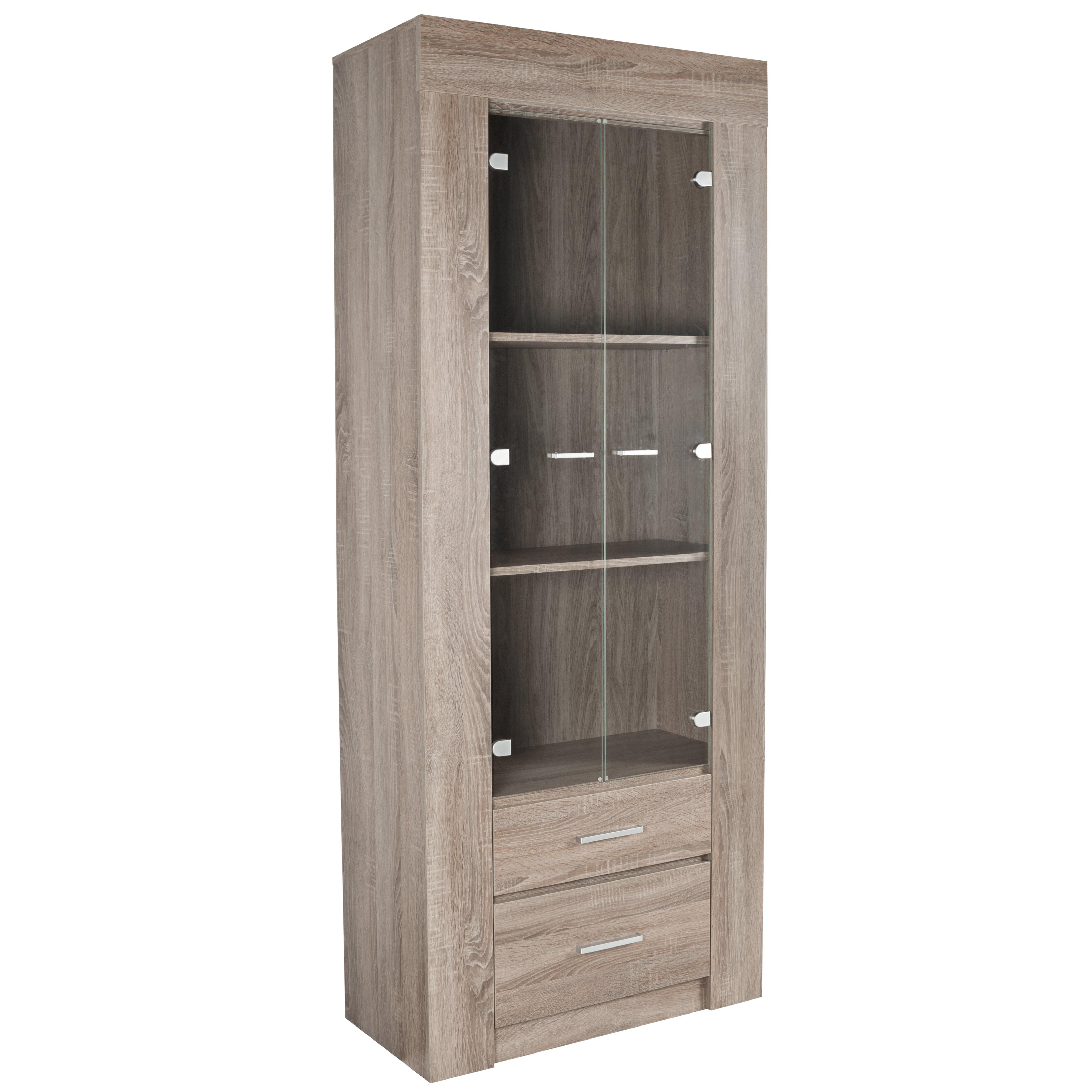Home Etc Cara Display Cabinet Reviews Wayfair Uk