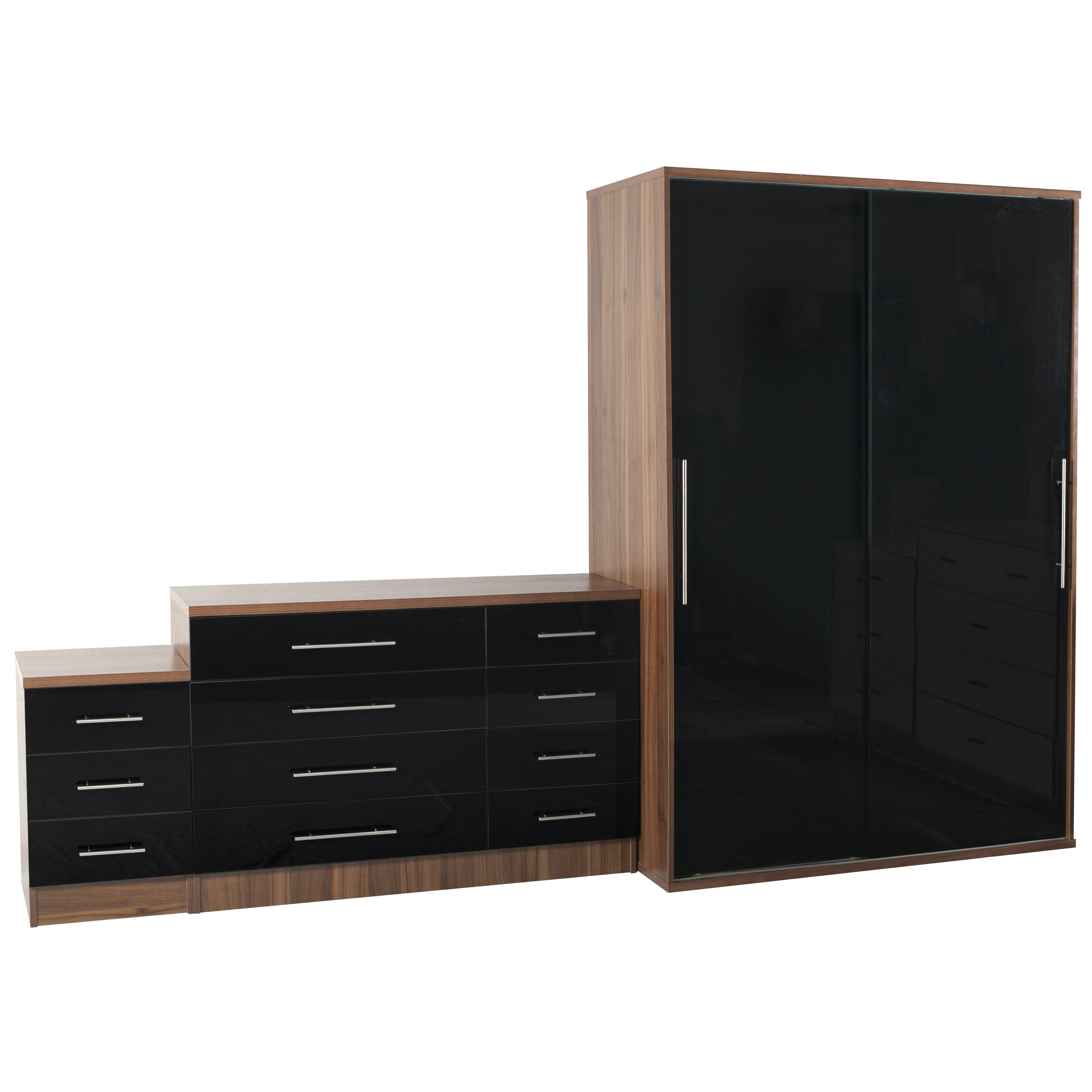 Home etc owen trio bedroom set reviews wayfair uk for Furniture etc reviews