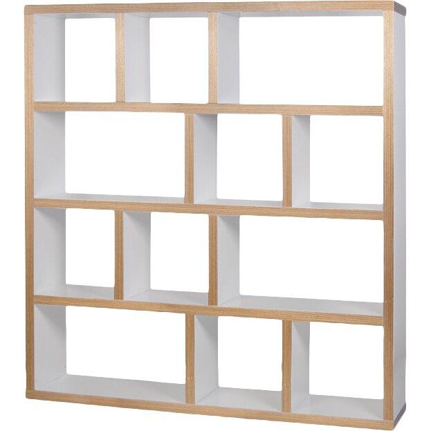 Home etc bowen 159cm bookcase reviews wayfair uk for Furniture etc reviews