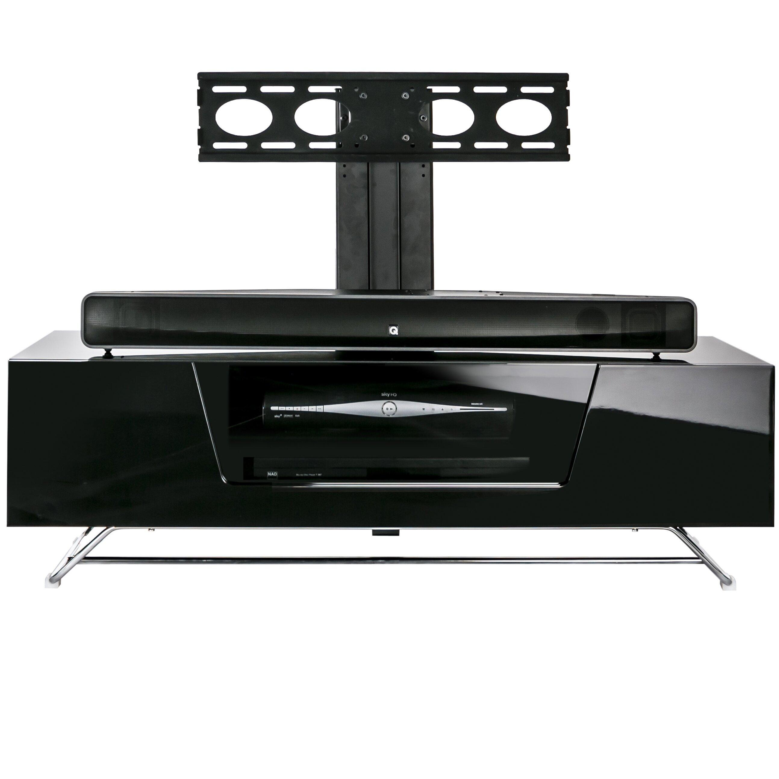 Home etc chromium tv stand for tvs up to 50 reviews for Furniture etc reviews