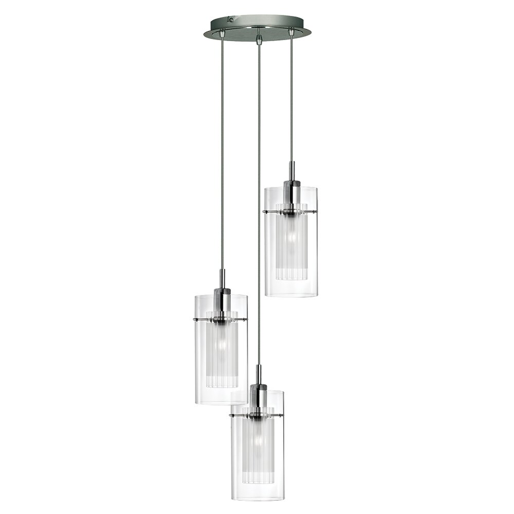 House Additions Duo 1 3 Light Cascade Pendant Amp Reviews