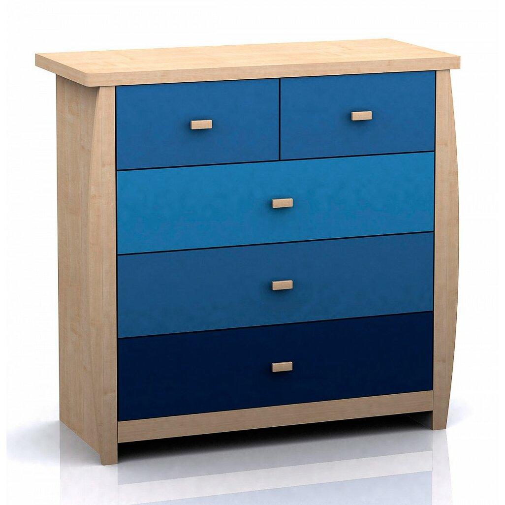 house additions kommode burradoo mit 5 schubladen reviews. Black Bedroom Furniture Sets. Home Design Ideas