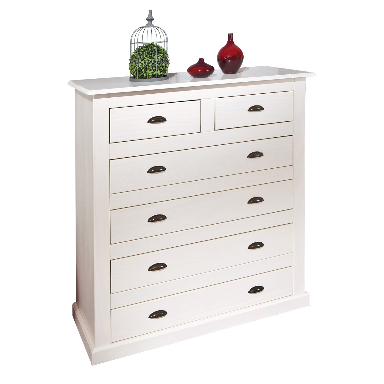 Six Drawer Chest ~ House additions drawer chest of drawers wayfair uk