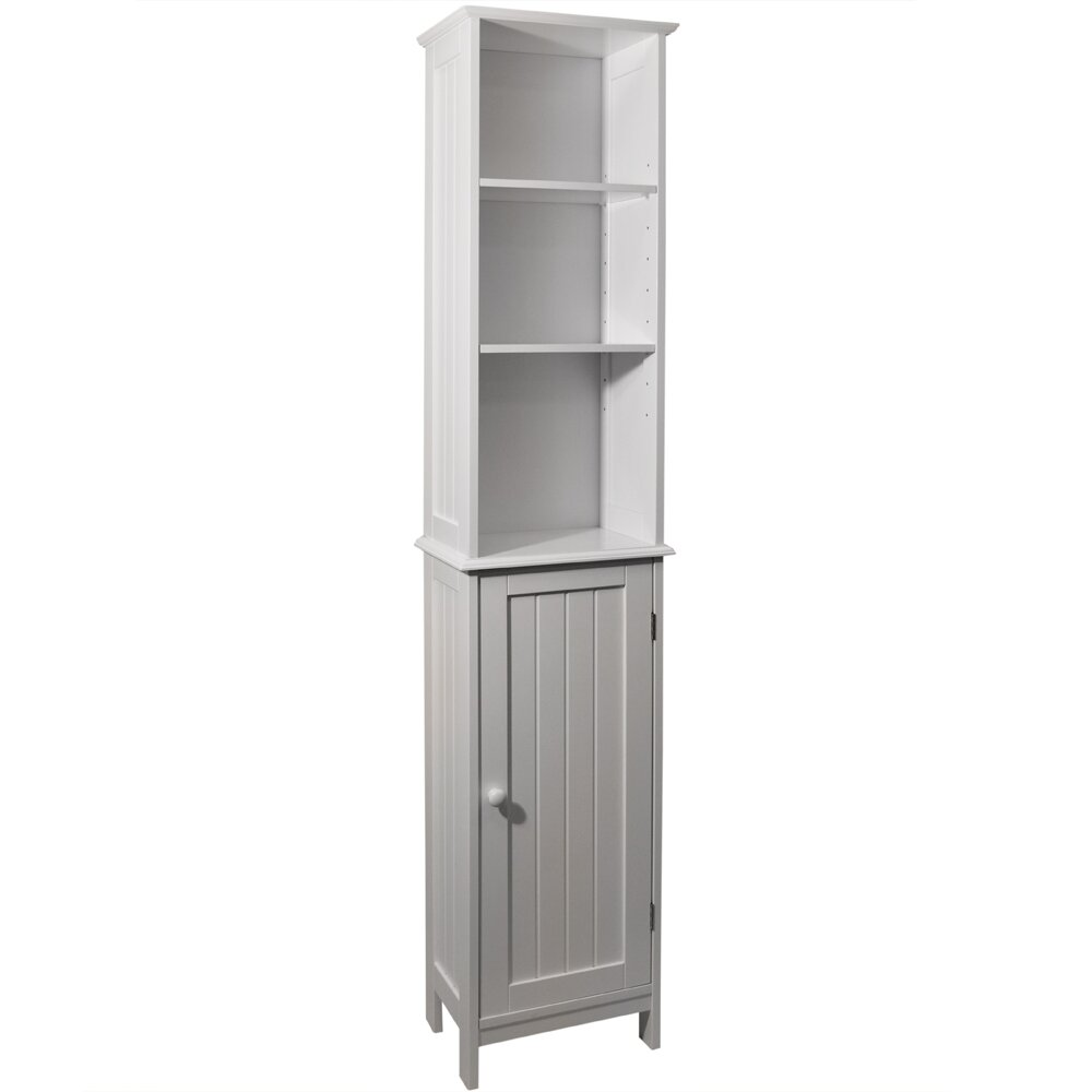 tall free standing bathroom cabinets house additions 34 5 x 165cm free standing bathroom 27006