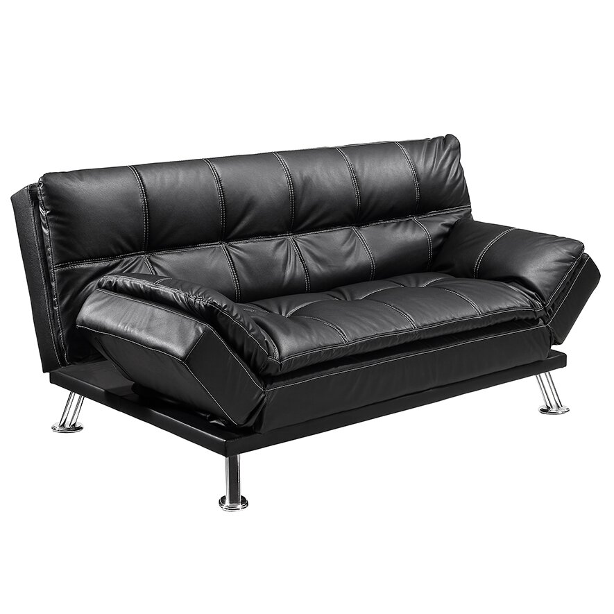 home haus 3 seater sofa bed reviews wayfair uk. Black Bedroom Furniture Sets. Home Design Ideas