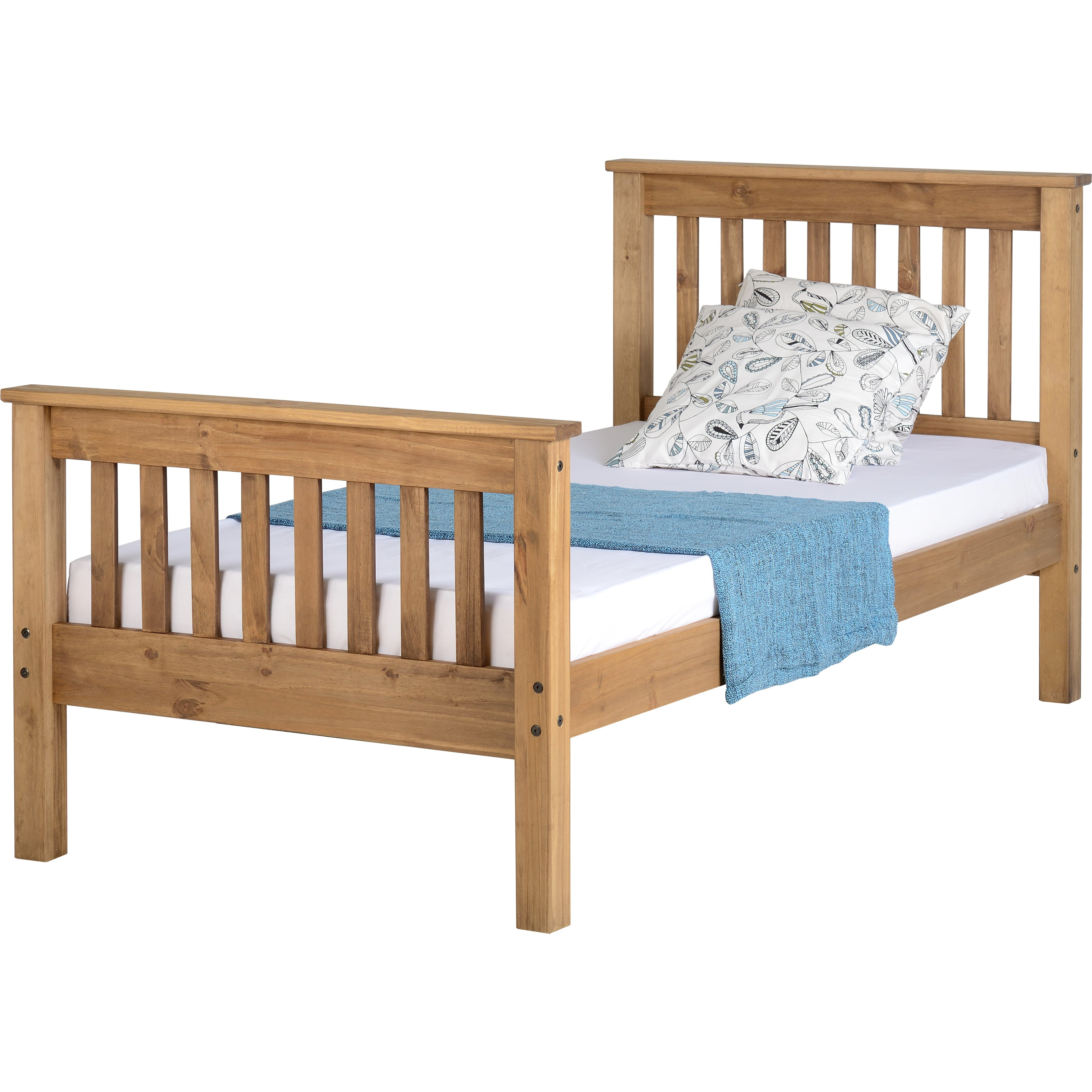 Home & Haus Bougainville Bed Frame & Reviews