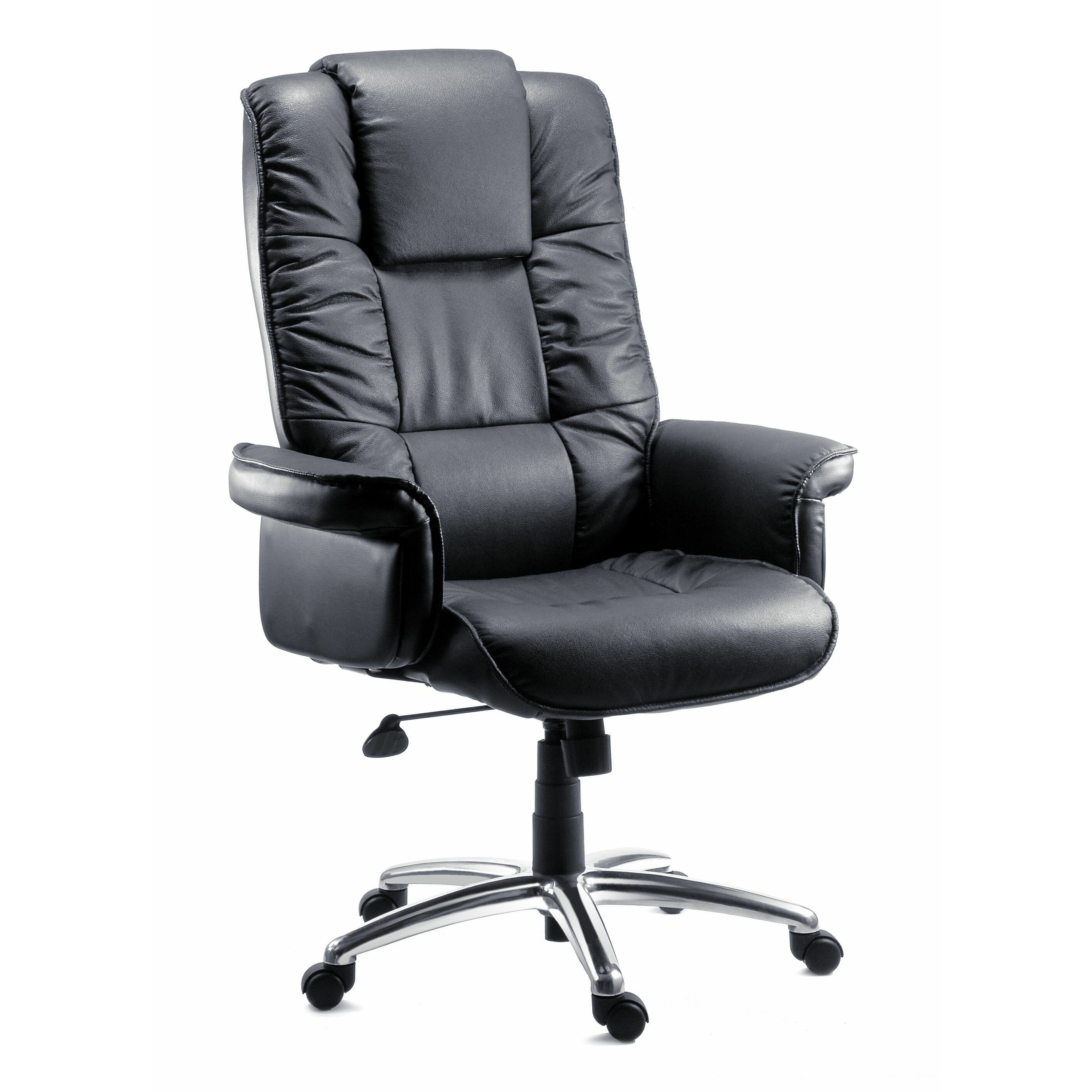 Home Haus High Back Executive Chair With Lumbar Support Reviews
