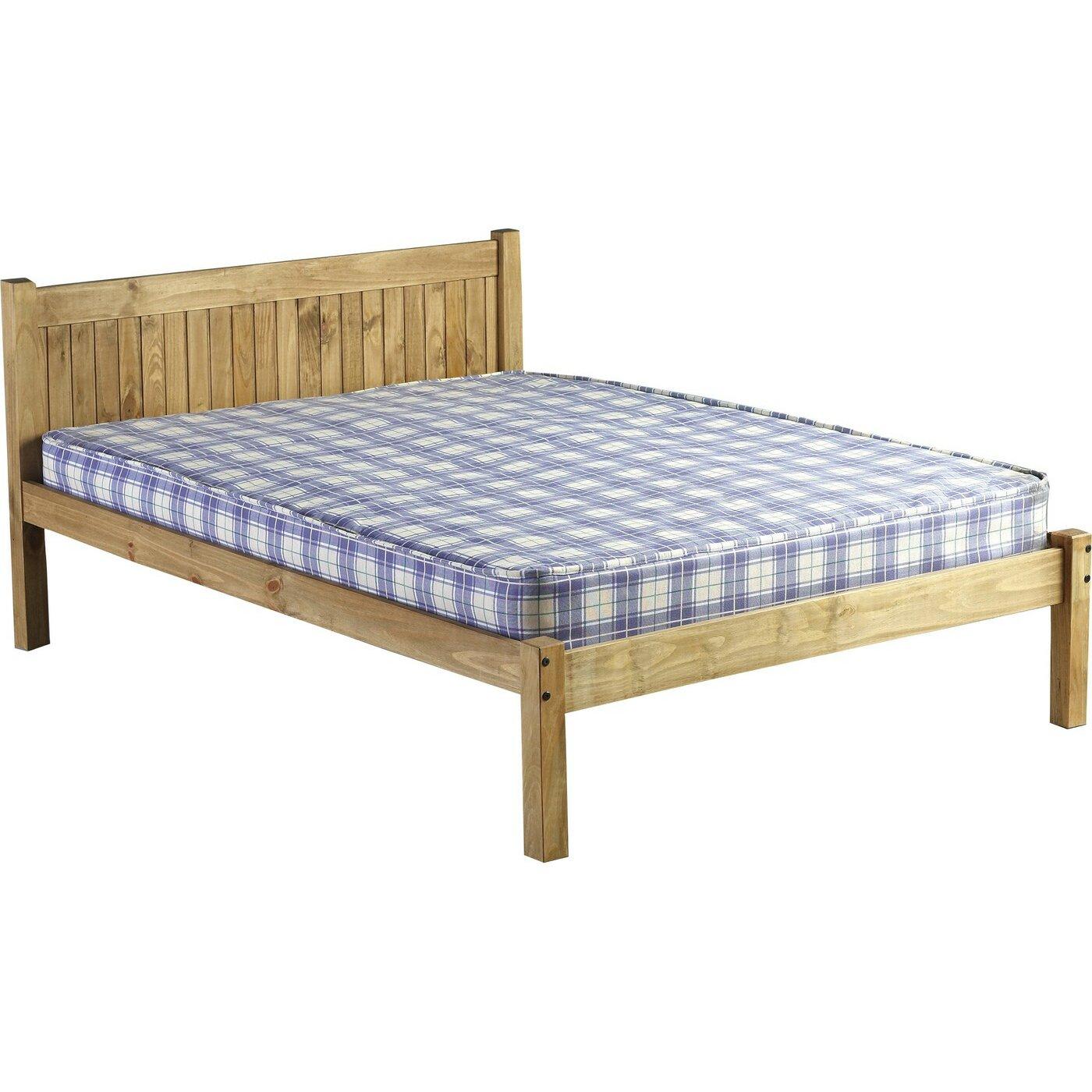 home haus colorado panel bed frame reviews wayfair uk