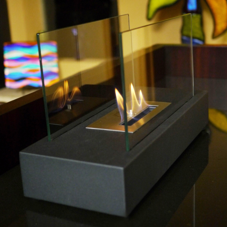 Nu Flame Incendio Bio Ethanol Tabletop Fireplace Amp Reviews