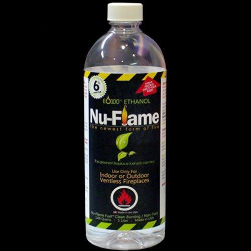 Nu Flame Nu Flame Bio Ethanol Fuel Pack Reviews Wayfair