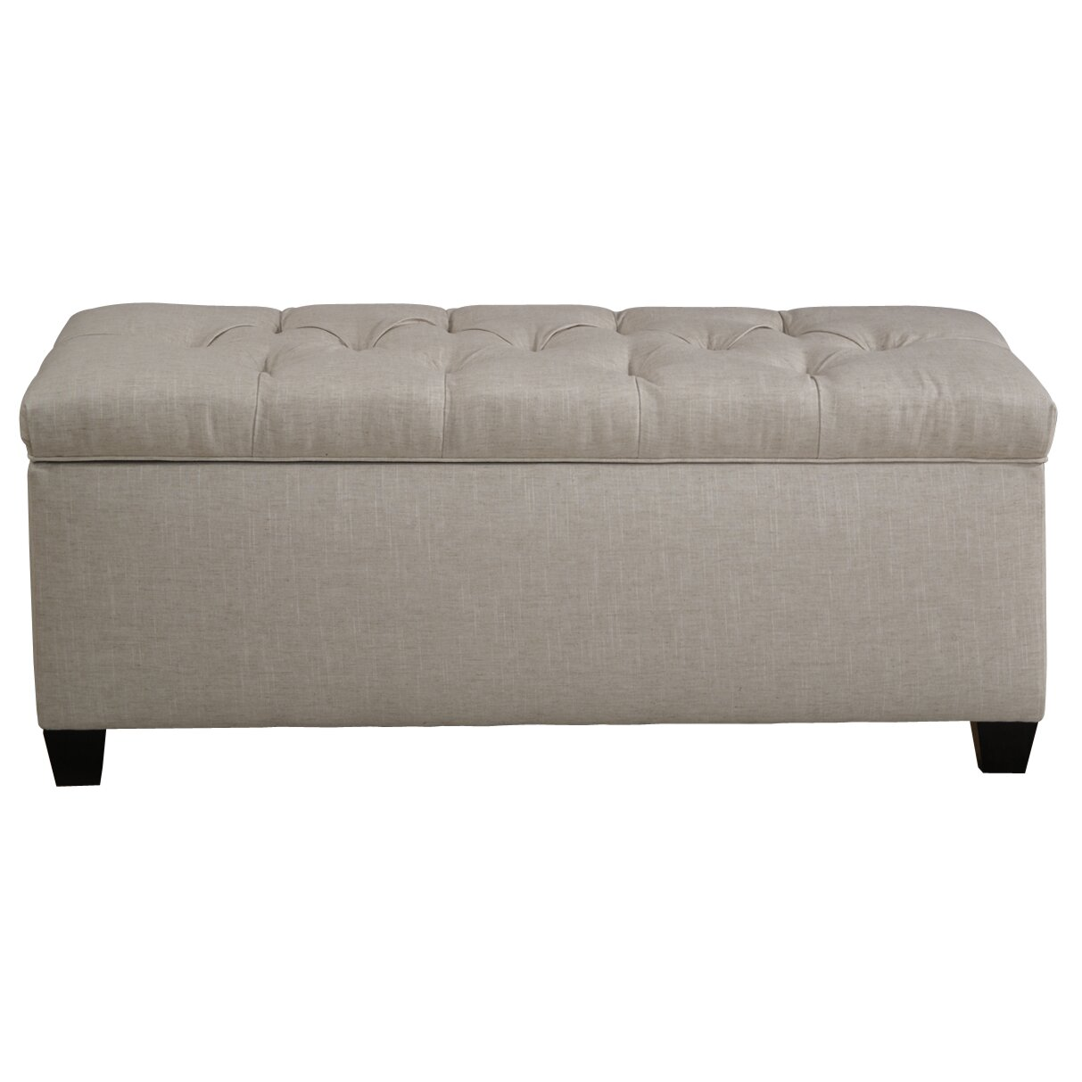 The Sole Secret Upholstered Storage Bedroom Bench Reviews Wayfair