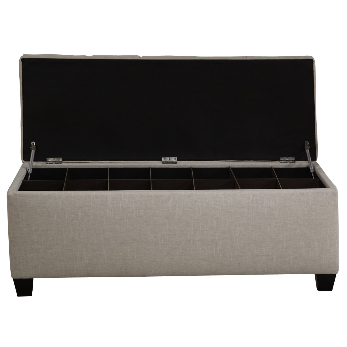 The sole secret upholstered storage bedroom bench reviews wayfair Bed bench storage