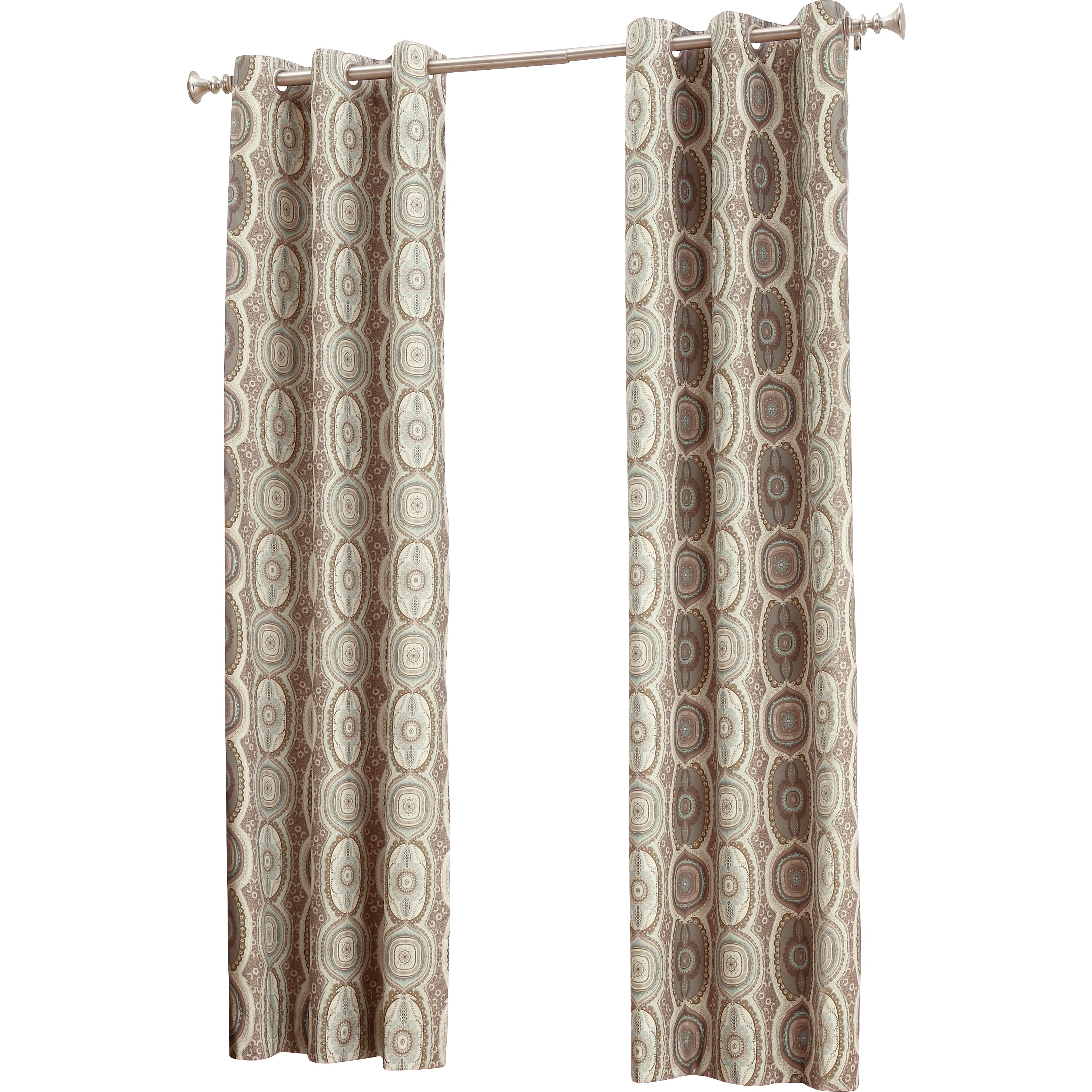 Thermal Curtain Liner Grommet 28 Images 2 White Panels Blackout Lined Thermal Bronze