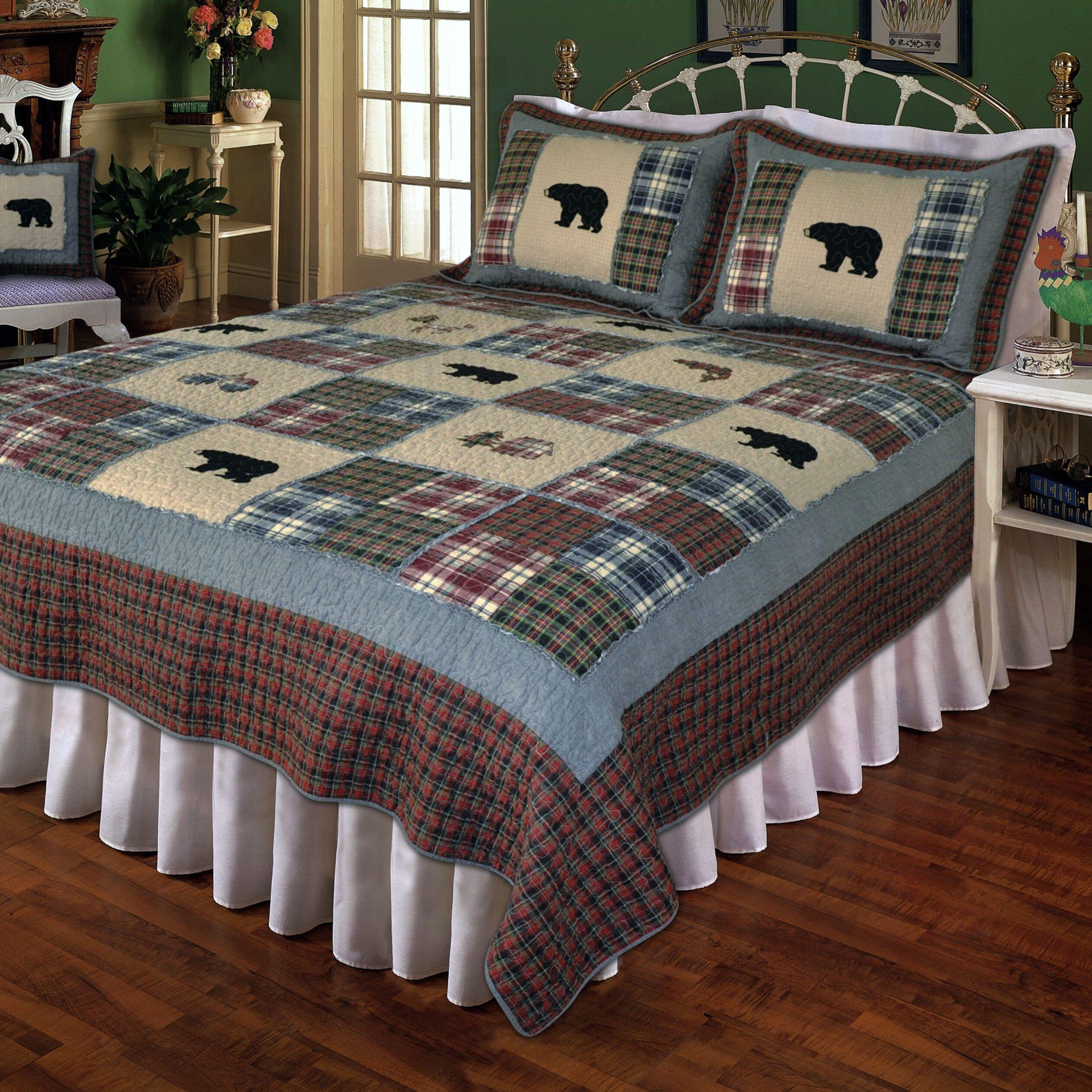 Elegant Decor Smoky Mountain Quilt Collection Reviews