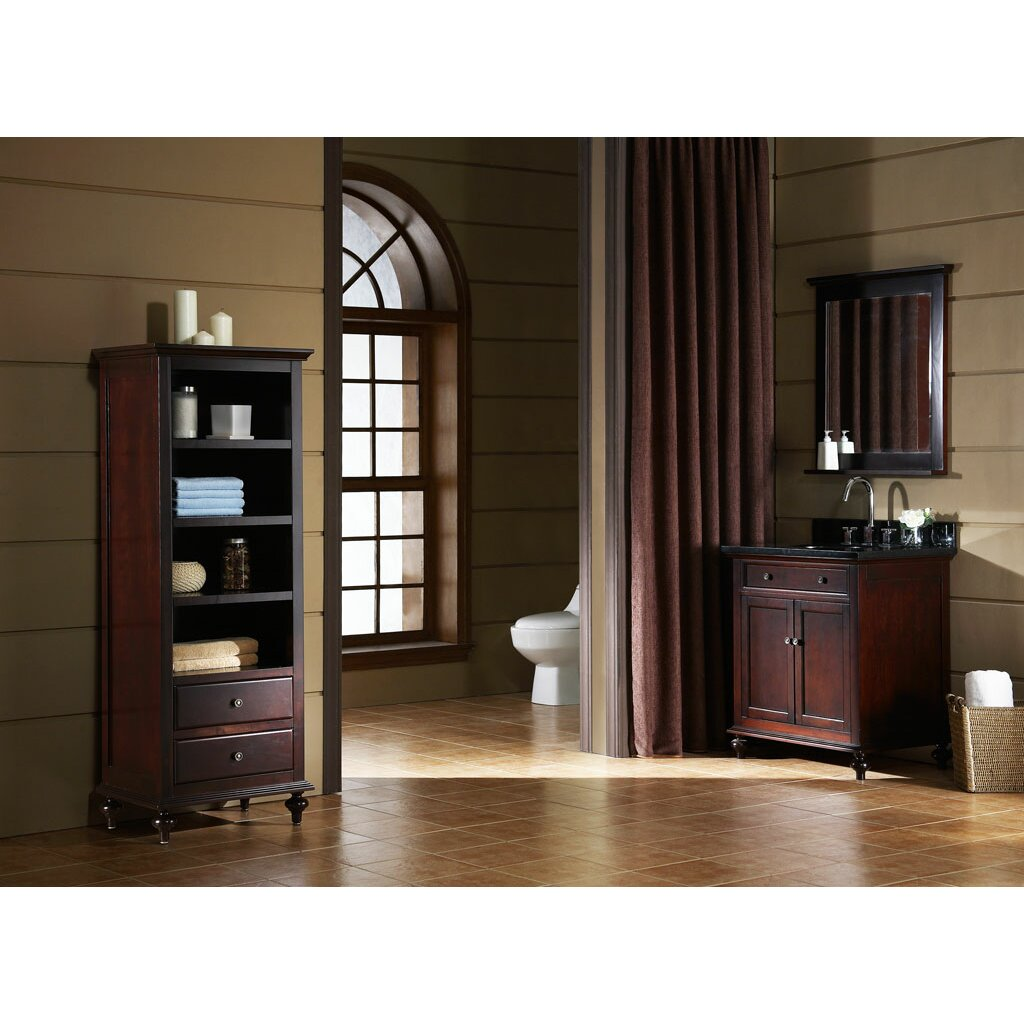 Ryvyr Glenayre 31 Single Bathroom Vanity Cabinet Set