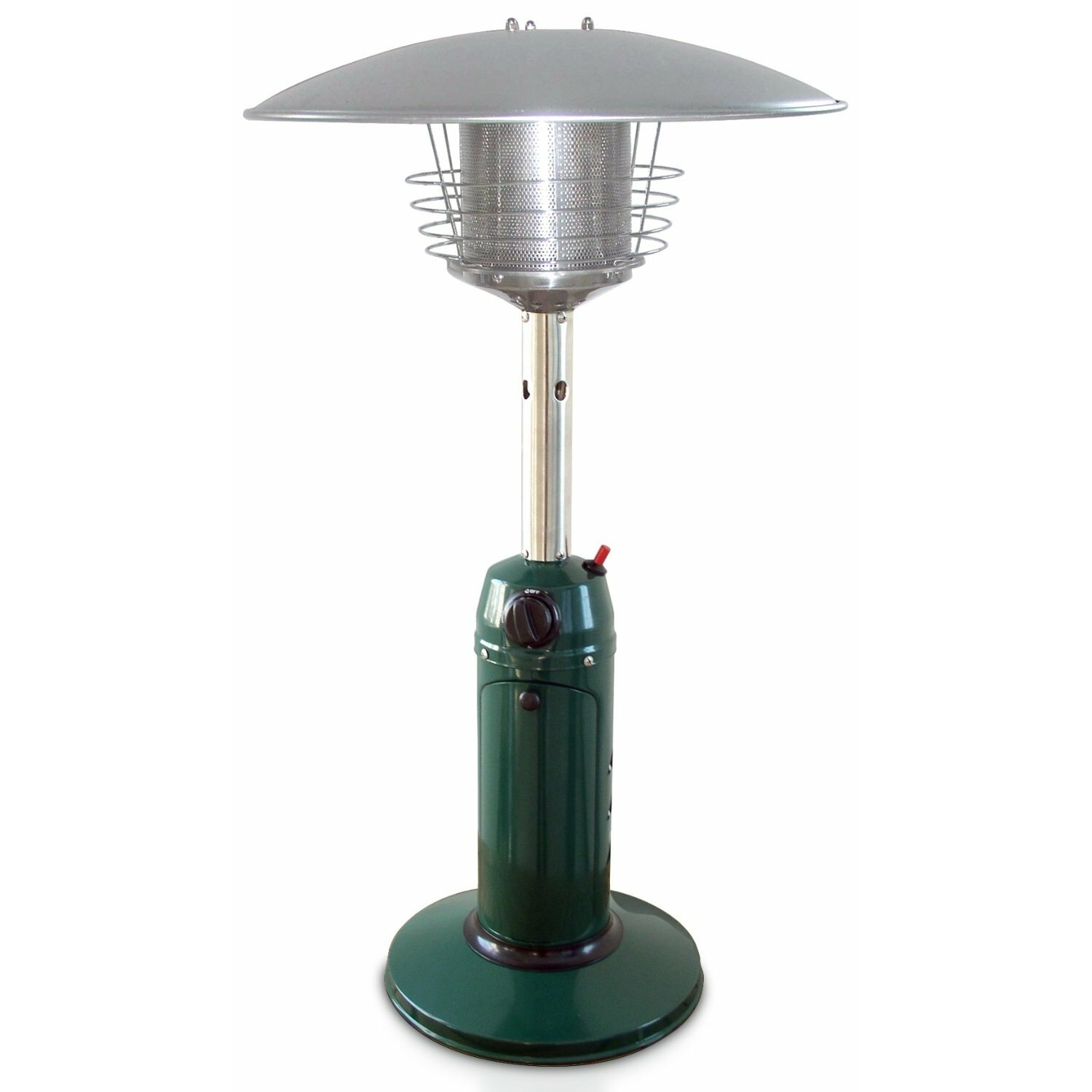 garden radiance tabletop propane patio heater