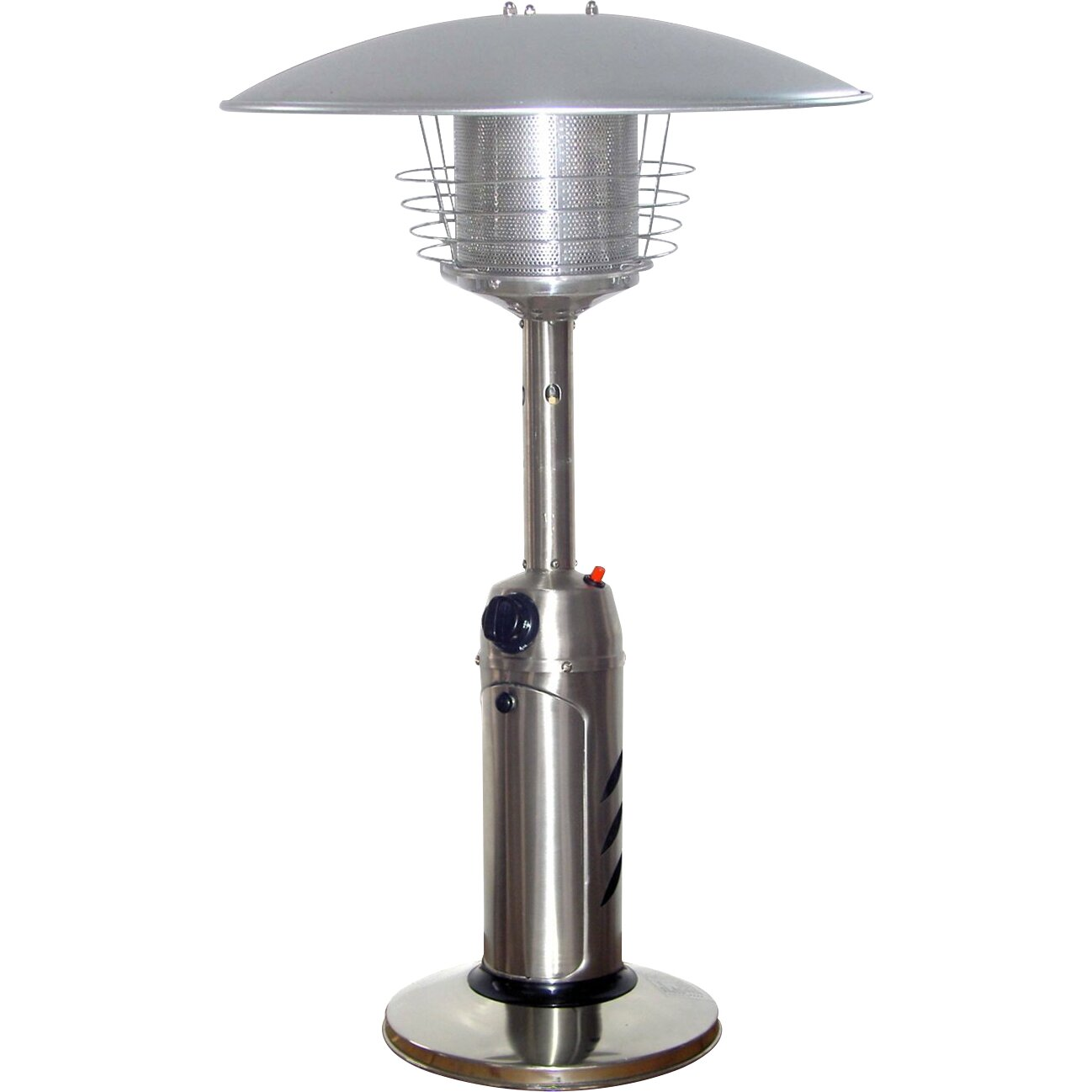 garden radiance propane tabletop patio heater reviews