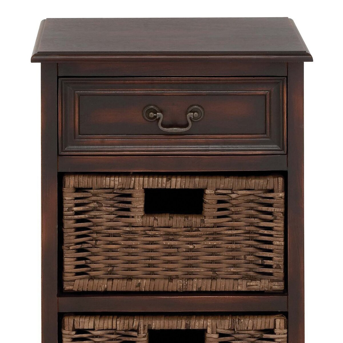 Ec world imports urban designs 3 drawer nightstand reviews wayfair Home design imports furniture