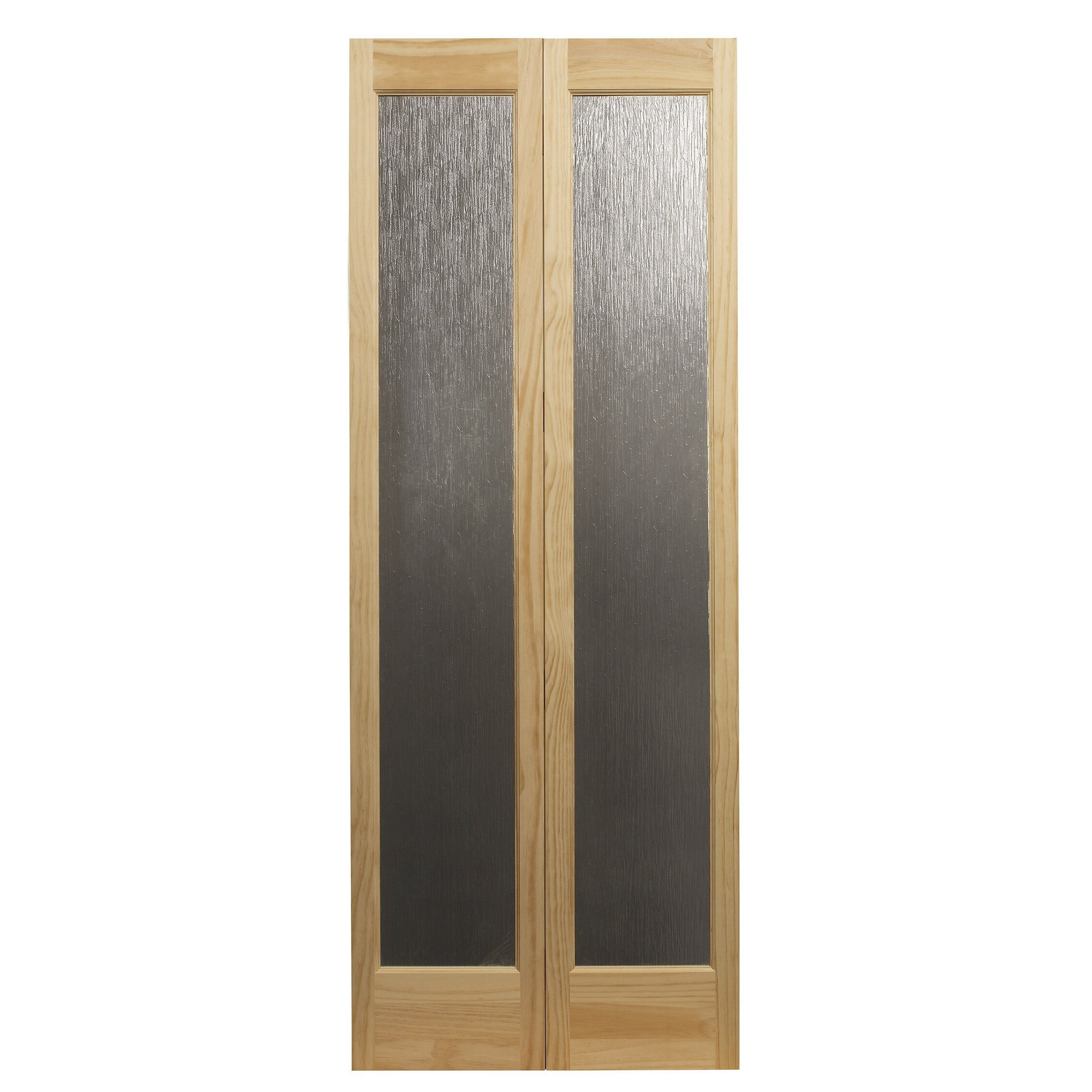 Ltl bi fold doors wood unfinished bi fold interior door - 30 x 80 exterior door with pet door ...