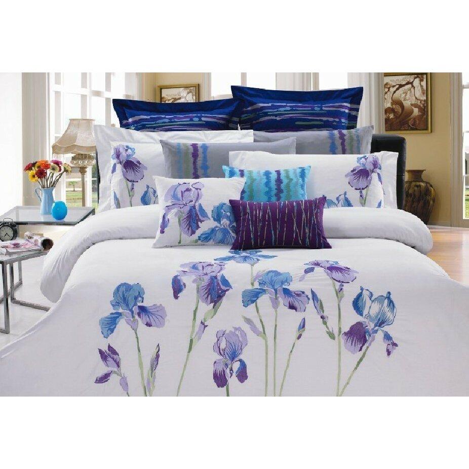 Linen Depot Direct Iris 8 Piece Comforter Set amp Reviews  : IRIS 8 Piece Comforter Set IS01 from www.wayfair.com size 926 x 926 jpeg 170kB